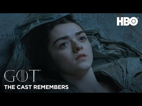 The Cast Remembers: Maisie Williams on Playing Arya Stark | Game of Thrones: Season 8 (HBO)