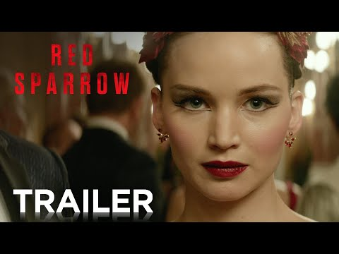 Red Sparrow | Official Trailer #2 | HD | NL/FR | 2018