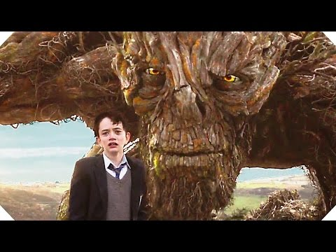 A MONSTER CALLS Movie TRAILER # 3 (Sigourney Weaver, Liam Neeson)