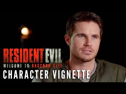 RESIDENT EVIL: WELCOME TO RACCOON CITY Character Vignette – Chris Redfield