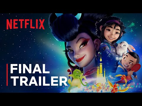 OVER THE MOON | Official Trailer #2 | Netflix