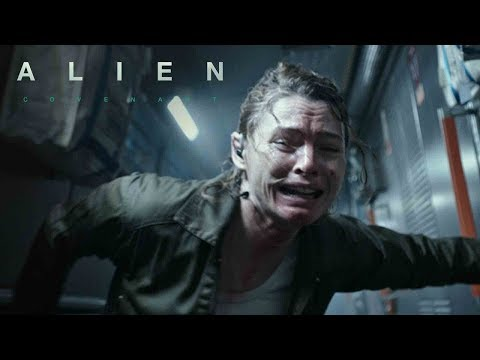Alien: Covenant   Now on Blu-ray, DVD and Digital   20th Century FOX