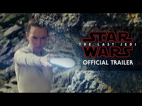 Star Wars: The Last Jedi Trailer (Official)