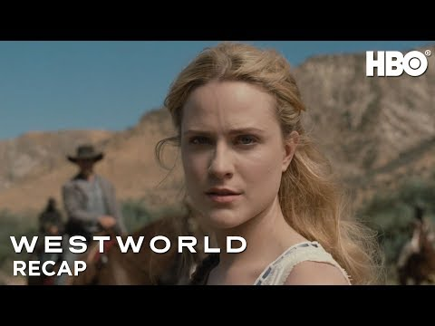 Westworld: Official Season 2 Recap | HBO