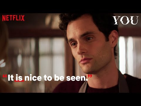 YOU | Beck Shows Some Teeth | Netflix