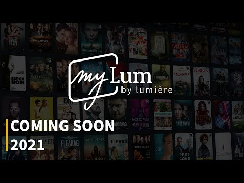 COMING SOON | myLum by Lumière |