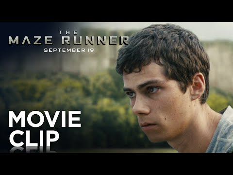 """The Maze Runner   """"Let Me Show You"""" Clip [HD]   20th Century FOX"""