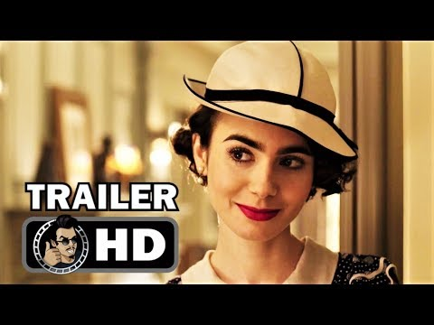 THE LAST TYCOON Official Trailer (HD) Lily Collins/Kelsey Grammer Amazon Series