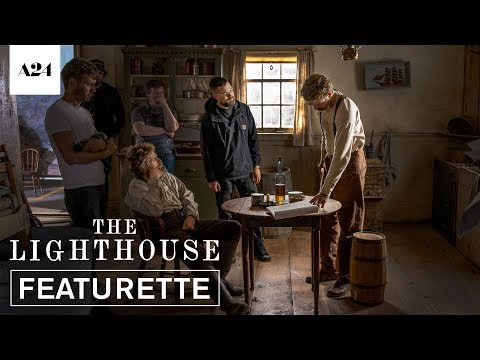 The Lighthouse | The World | Official Featurette HD | A24