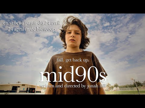 MID 90S trailer / bande annonce RELEASE BE 24/04/2019