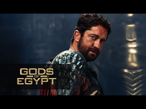 """Gods of Egypt (2016 Movie) Official Game Day Spot – """"War"""""""