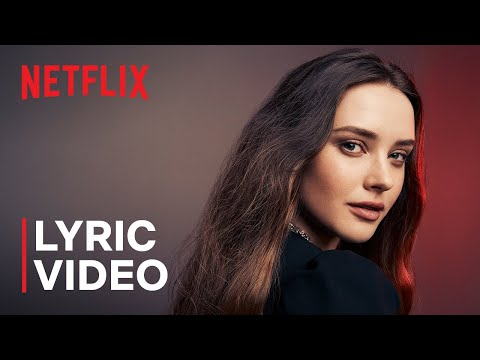 """Katherine Langford song """"I Could Be Your King"""" (Lyric Video) 