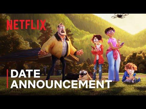 The Mitchells vs. The Machines | Date Announcement | Netflix