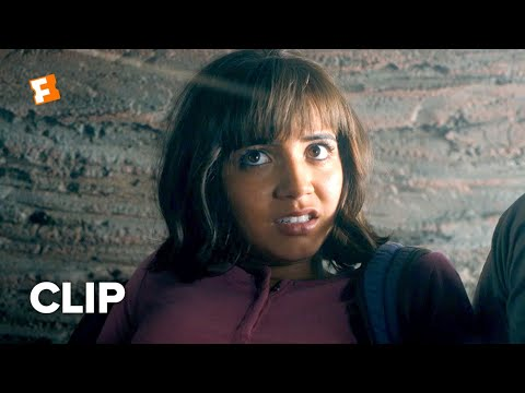 Dora and the Lost City of Gold Exclusive Movie Clip - Not Safe (2019)   Movieclips Coming Soon