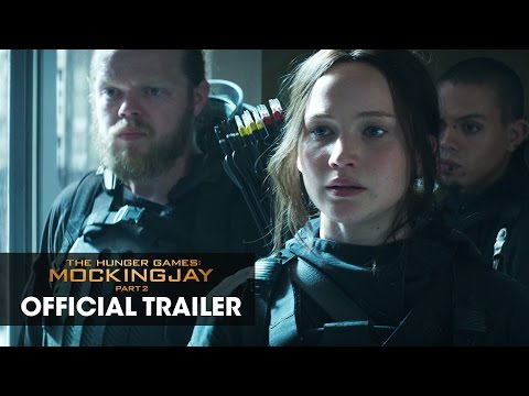 """The Hunger Games: Mockingjay Part 2 Official Trailer – """"Welcome To The 76th Hunger Games"""""""