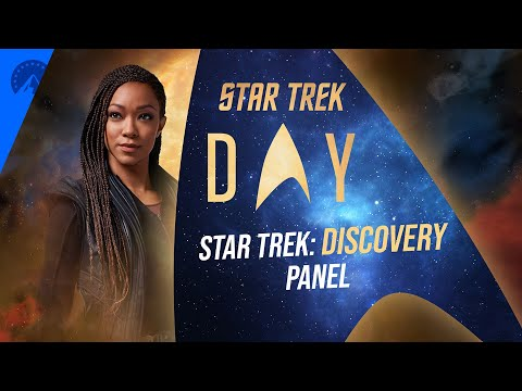 Star Trek Day 2020 | Discovery Panel | Paramount+