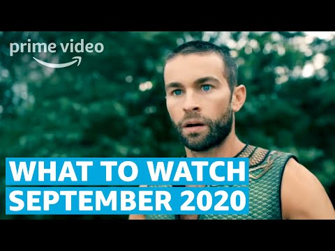 What to Watch on Amazon Prime Video September 2020