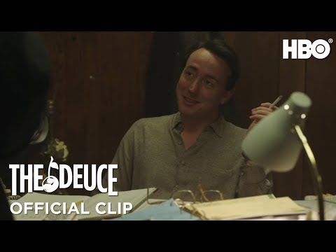 The Deuce: Maybe You Should Run For Office (Season 3 Episode 2 clip) | HBO