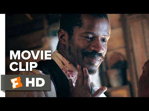 The Birth of a Nation Movie CLIP - I'm Proud of You (2016) - Nate Parker Movie