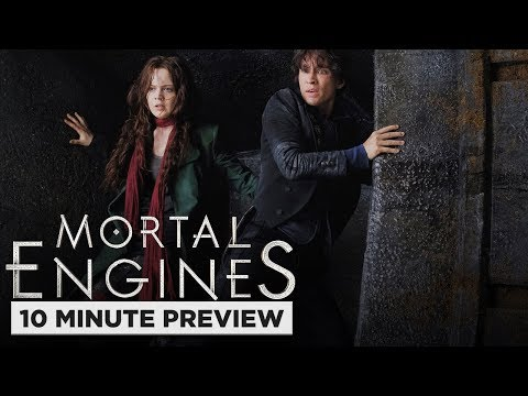 Mortal Engines | 10 Minute Preview | Film Clip | Own it now on 4K, Blu-ray, DVD & Digital