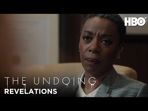 The Undoing: Noma Dumezweni has never done a role like Haley Fitzgerald before | HBO