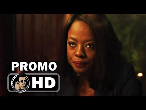 HOW TO GET AWAY WITH MURDER Season 4 Official Promo Trailer (HD) Viola Davis Mystery Series