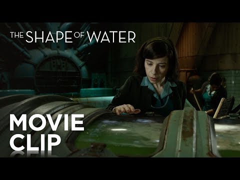 """THE SHAPE OF WATER I """"Lab Encounter"""" Clip 