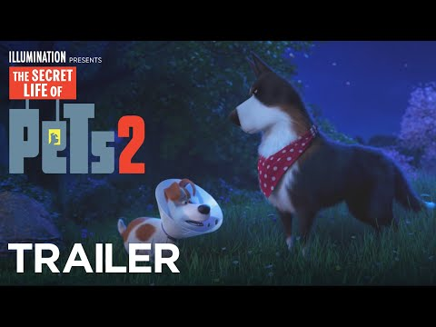 The Secret Life Of Pets 2 | The Rooster Trailer [HD] | Illumination