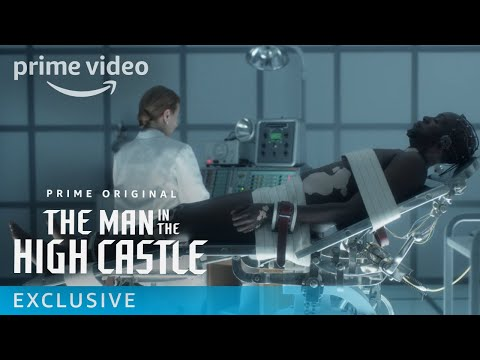 The Man in the High Castle Season 3 NYCC | Prime Video