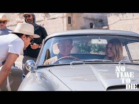 Regisseur Cary Joji Fukunaga over No Time to Die (Universal Pictures) HD