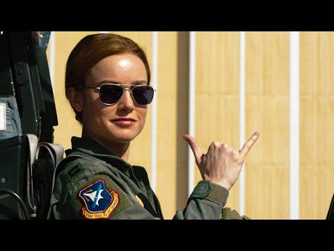 """CAPTAIN MARVEL """"In The Clouds"""" Clip"""