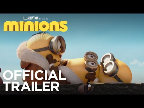 Minions | Official Trailer 3 (HD) | Illumination