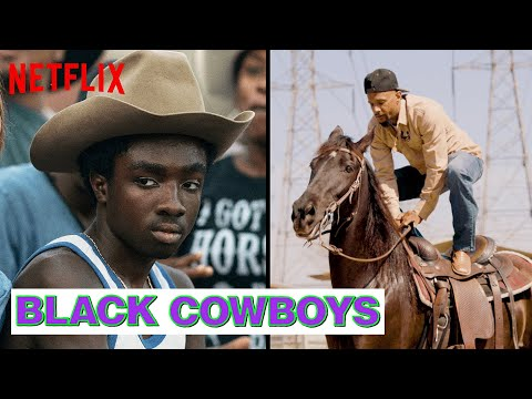 Meet The Black Cowboys Bringing Joy To L.A.'s Streets