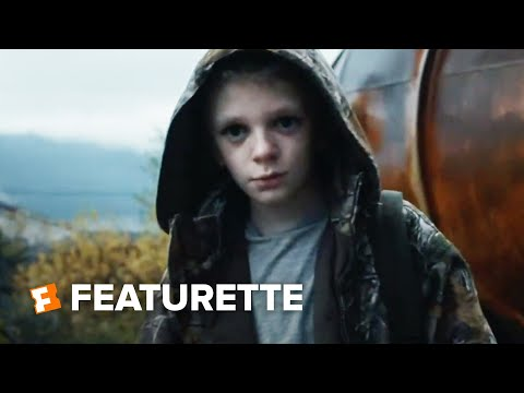 Antlers Comic-Con Featurette - Anchored in Myth (2021) | Movieclips Trailers