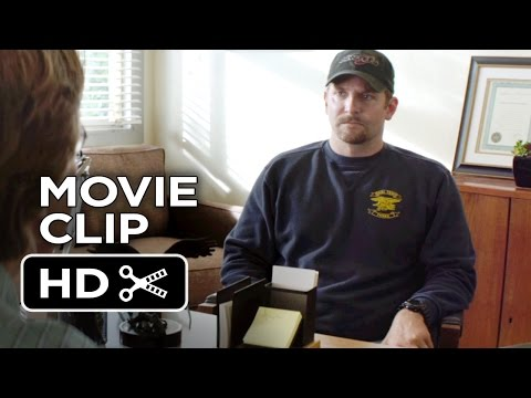 American Sniper Movie CLIP - The Thing That Haunts Me (2015) - Bradley Cooper Movie HD
