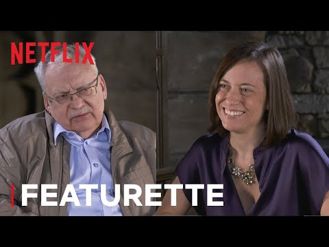 Writing the Witcher with Andrzej Sapkowski and Lauren Hissrich | Netflix
