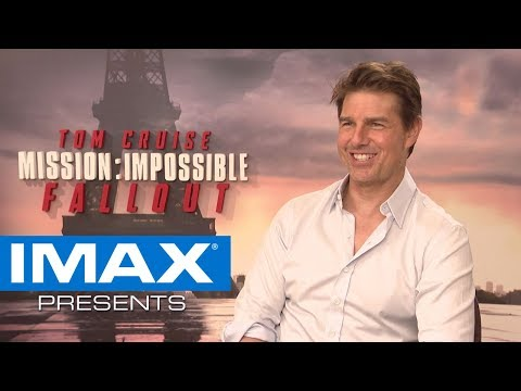 IMAX® Presents | Tom Cruise & Mission: Impossible – Fallout