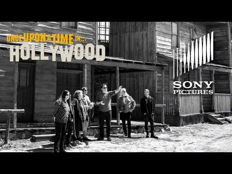 ONCE UPON A TIME IN HOLLYWOOD – Production Design Vignette