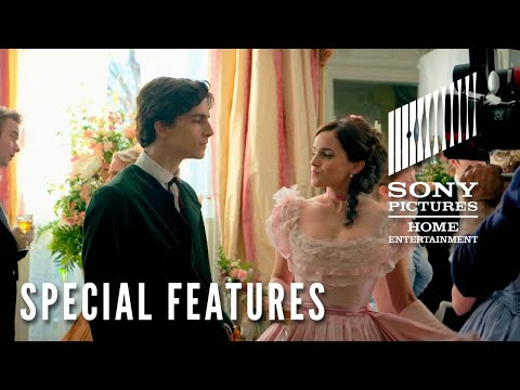 LITTLE WOMEN - Behind-The-Scenes Clip - The Cast