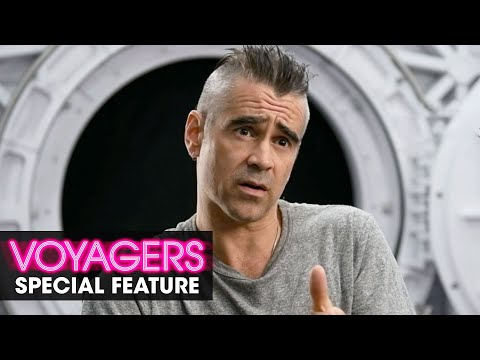 """Voyagers (2021 Movie) Special Feature """"On The Surface"""" – Colin Farrell, Lily Rose Depp"""
