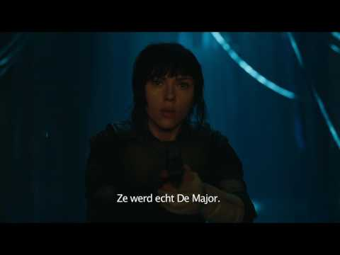 Ghost in the Shell | Featurette: Scarlett as Major (NL sub) | Paramount Pictures Belgium