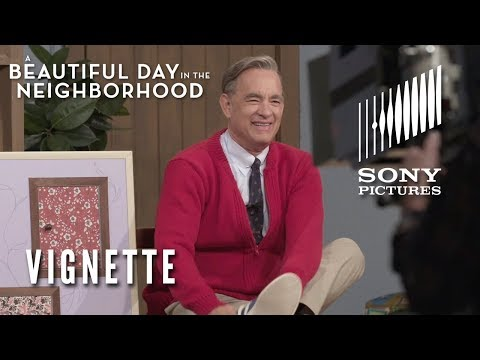 A BEAUTIFUL DAY IN THE NEIGHBORHOOD Vignette - Becoming Mister Rogers