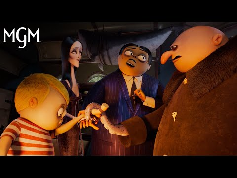"""THE ADDAMS FAMILY 2   """"What Makes a Family"""" Featurette"""