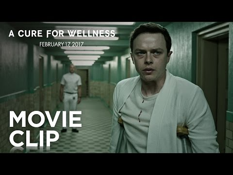 """A Cure for Wellness   """"Hall Confrontation"""" Clip [HD]   20th Century FOX"""