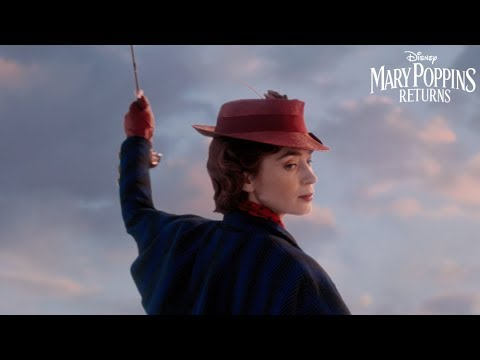 Mary Poppins Returns | In Theatres December 19