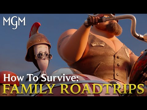 THE ADDAMS FAMILY 2 | Family Road Trip Survival Tips | MGM Studios