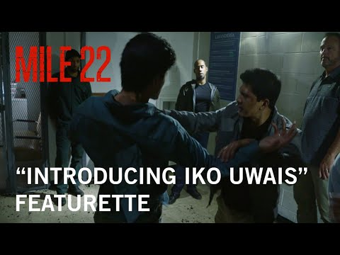 """Mile 22   """"Introducing Iko Uwais"""" Featurette   Own It Now on Digital HD, Blu-Ray & DVD"""