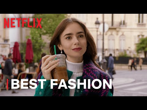 The Fashion of Emily in Paris | Netflix