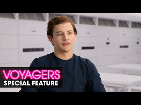 """Voyagers (2021 Movie) Special Feature """"Born for This"""" – Tye Sheridan"""
