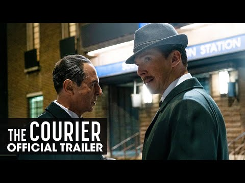 The Courier (2021 Movie) Official Trailer – Benedict Cumberbatch, Rachel Brosnahan